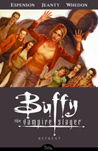 Image: Buffy the Vampire Slayer Vol. 06: Retreat SC  - Dark Horse