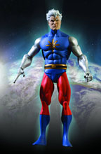 Image: History of the DCU Series 4 Action Figure: Captain Atom  -