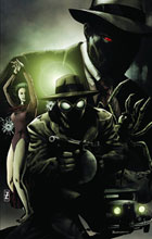 Image: Spider-Man Noir: Eyes Without a Face #2 (Calero variant) - Marvel Comics