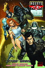 Image: Agents of Atlas: Turf Wars HC  - Marvel Comics