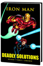 Image: Iron Man: Deadly Solutions HC  - Marvel Comics