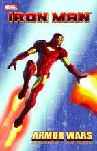 Image: Iron Man & Armor Wars SC  - Marvel Comics