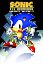 Image: Sonic the Hedgehog Archives Vol. 12 SC  - Archie Comic Publications