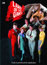 Image: Land of the Giants: The Complete Series HC  - Hermes Press