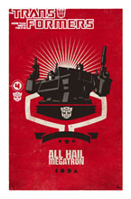 Image: Transformers: All Hail Megatron Vol. 04 SC  - IDW Publishing