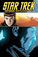 Image: Star Trek: Spock Reflections SC  - IDW Publishing