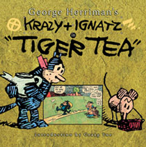 Image: Krazy & Ignatz: Tiger Tea HC  - IDW Publishing