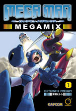 Image: Mega Man Megamix Vol. 01 SC  - Udon Entertainment Corp