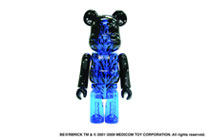 Image: 2009 Christmas 100 Bearbrick  -