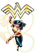 Image: Wonder Woman #607 - DC Comics