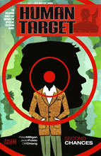 Image: Human Target Vol. 02: Second Chances SC  - DC Comics - Vertigo