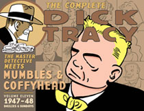 Image: Complete Chester Gould's Dick Tracy Vol. 11: 1947-1948 HC  - IDW Publishing