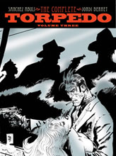 Image: Torpedo Vol. 03 HC  - IDW Publishing