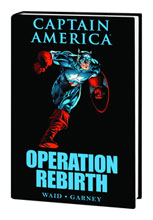 Image: Captain America: Operation Rebirth HC  - Marvel Comics