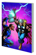 Image: Marvel Adventures: Avengers / Thor Digest SC  - Marvel Comics