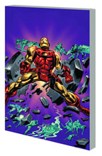 Image: Essential Iron Man Vol. 02 SC  (new edition) - Marvel Comics