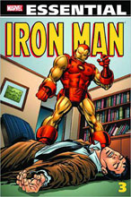 Image: Essential Iron Man Vol. 03 SC  (new edition) - Marvel Comics