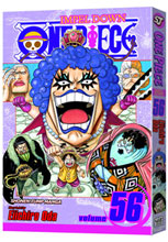 Image: One Piece Vol. 56 SC  - Viz Media LLC
