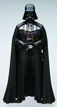 Image: Star Wars 1/10th Scale Model Kit: Darth Vader  (Cloud City ver.) -