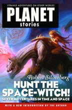 Image: Planet Stories: Hunt for the Space Witch SC  - Planet Stories