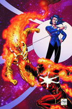Image: Fury of Firestorm: The Nuclear Men #5 - DC Comics