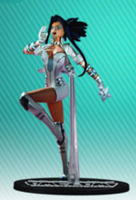 Image: Ame Comi: White Canary PVC Figure  - DC Direct