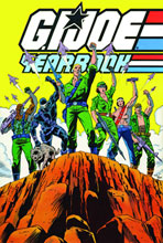 Image: G.I. Joe Yearbook SC  - IDW Publishing