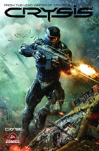 Image: Crysis SC  - IDW Publishing
