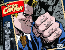 Image: Complete Steve Canyon Vol. 01: 1947-1948 HC  - IDW Publishing