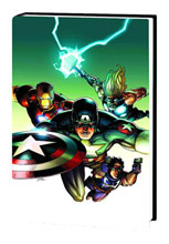 Image: Ultimate Comics Avengers by Mark Millar Omnibus HC  - Marvel Comics