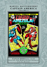 Image: Marvel Masterworks: Captain America Vol. 06 HC  - Marvel Comics