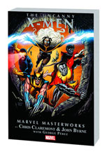 Image: Marvel Masterworks: Uncanny X-Men Vol. 04 SC