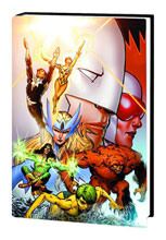 Image: Alpha Flight by Pak and Van Lente Vol. 01 HC