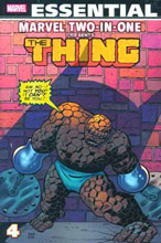 Image: Essential Marvel Two-in-One Vol. 04 SC  - Marvel Comics