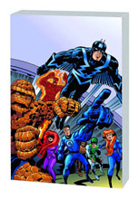 Image: Essential Fantastic Four Vol. 04 SC  (new edition) - Marvel Comics