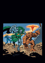 Image: Essential Fantastic Four Vol. 06 SC  (new edition) - Marvel Comics