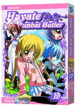 Image: Hayate the Combat Butler Vol. 19 SC  - Viz Media LLC