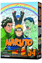Image: Naruto Vol. 54 SC  - Viz Media LLC
