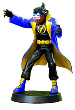Image: DC Superhero Figure Collector's Magazine #102 (Static Shock) -
