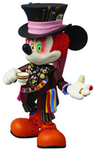 Image: Mickey Mouse Miracle Action Figure: Mad Hatter Version  -