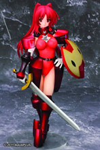 Image: To Heart2 PVC Figure: DF Tamaki  (Fighter version) -