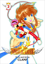 Image: Angelic Layer Book 02 SC  - Dark Horse Comics