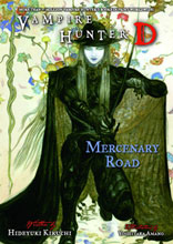 Image: Vampire Hunter D Novel Vol. 19: Mercenary Road SC  - Dark Horse Comics
