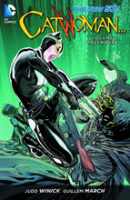 Image: Catwoman Vol. 02: Dollhouse SC  (N52) - DC Comics