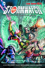 Image: Stormwatch Vol. 02: Enemies of the Earth SC  (N52) - DC Comics