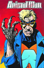 Image: Animal Man: Born to be Wild SC  - DC Comics