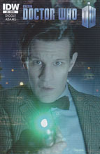 Image: Doctor Who Vol. 3 #5 (10-copy incentive cover)