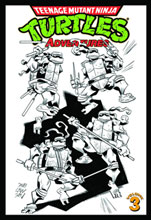 Image: Teenage Mutant Ninja Turtles Adventures Vol. 03 SC  - IDW Publishing