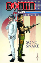 Image: G.I. Joe / Cobra: Son of the Snake SC  - IDW Publishing