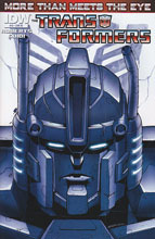 Image: Transformers: More Than Meets the Eye #13 (10-copy incentive cover)